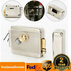 Electric Control Door Lock for Doorbell Intercom Access Remote Control DC12V USA