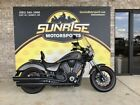 2016 Victory Gunner® Suede Titanium Metallic with Black -- 2016 Victory Motorcycles® Gunner® Suede Titanium Metallic with Black  271 Miles