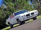 1970 Pontiac GTO RAM AIR IV 1970 PONTIAC GTO Judge RAM AIR IV  4 Spd.  PHS Doc Number 1 Condition Low Miles