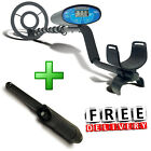 Bounty Hunter Metal Detector With Free Pinpointer Quick Silver Hobby Ground New