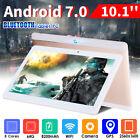 10.1'' 4G+64GB Android 7.0 Tablet PC Octa 8 Core HD WIFI Bluetooth 2 SIM 4G OV