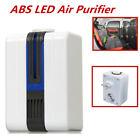 Purifying Breath LED Air Purifier Cleaner Fresh Smoke onizer Negative Room