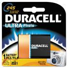 Duracell Ultra High Power Lithium Battery 245 6V DL245BPK