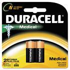 Duracell Coppertop Alkaline Medical Battery N 1.5V 2/Pk MN9100B2PK