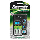 Energizer Recharge 1 Hour Charger AA or AAA NiMH Batteries 3 per carton CH1HRWB4