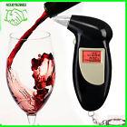New LCD Alcohol Tester Digital Detector Breathalyzer Alcotester Backlight