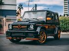 2013 Mercedes-Benz G-Class AMG Ultimate Mercedes-Benz G63 AMG - $75K in Custom Aftermarket Upgrades 650 HP