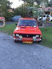 1974 Fiat 128 Rally Clone 1974 Fiat 128 Coupe Rally Clone