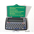 New Franklin Dictionary Translator TG- 450 12 Languages Pocket Sized 400.000 Wd