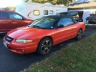 2000 Chrysler Sebring Jlx 2000 Convertible Sebring, V6 RUNS WELL, AUTO, AIR,  NEW TOP, TIRES(NO RESERVE)