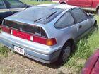Honda CRX 1989 Base