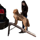 Pet Gear Free Standing Ramp for Cats and Dogs. Great for SUV's or use Next to 4