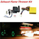 Universal For Car Motorcycle ATV Fire Burner Afterburn Exhaust Flame Thrower Kit