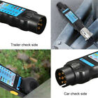 Circuit Plug Diagnostic Cable Car Adapter Towing Lights  Trailer Tester
