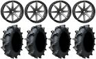 "STI HD10 20"" Wheels Smoke 35"" Interforce 628 Tires Can-Am Renegade Outlander"