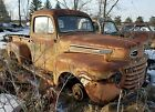 1948 48 Ford 1/2 Ton Pickup Truck WILL NOT PART OUT