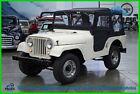 1956 Jeep CJ  1956 Willys Jeep CJ5