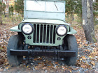 1946 Willys CJ2A  CLASSIC 1946 ( WILLY'S JEEP