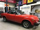 1978 Fiat 124 Spider  1978 Fiat 124 Spider complete car with title