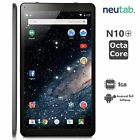 NEW! NeuTab n10 Plus 10.1-Inches 16GB Tablet