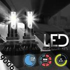 White 9006 HB4 HB4U LED 6500K Low Beam Bulb 388W 38800LM Headlight Kit CREE
