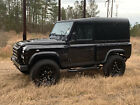 1985 Land Rover Defender  1985 Land Rover Defender with GM LS, 6 speed automatic, Custom interior