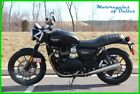 2017 Triumph Street Twin Abs Abs 2017 Triumph Street Twin Abs Abs Used