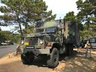 1992 Other Makes M934A2  1992 BMY M934A2 Expano van 6x6