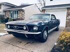 1967 Ford Mustang GT 1967 MUSTANG GT CONVERTIBLE 390 S-CODE