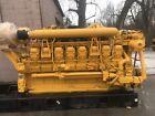 2007 Caterpillar 3516 Diesel Engine Generator Set