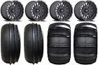 "Method Mesh 403 14"" Black Wheels 28"" Sand Stripper/HP Tires RZR XP 1000 / PRO XP"