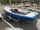 Interlake sailboat