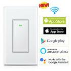 Smart WIFI Light Switch Wireless Smartphone App & Voice Control for Alexa Google