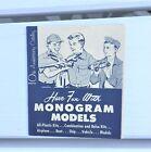 Model toy brochure