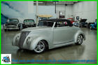 1937 Ford Cabriolet  1937 Ford Cabriolet Convertible