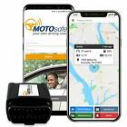 Gps Tracker For Vehicles - Motosafety 4G Real Time Obd Tracking Device For Kids