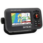 New SI-TEX SVS-460CE Chartplotter - 4.3 Color Screen w/External GPS & Navionics+