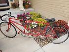 Vintage Santana Arriva Tandem Road Bicycle