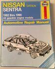 Haynes Nissan/Datsun Sentra 1982-1990  (ISBN: 1 85010 675 4; printing, 1990)
