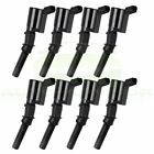 8 Pcs ignition Coil fit for Ford Expedition F150 F250 F550 Lincoln Mercury DG508