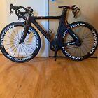 Argon 18 E-112 TT / Triathlon Matte Black Small Fully Outfitted $6,000 Value