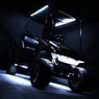 5M 300 LEDs Snowmobile Underglow Custom LED Neon Accent Lighting BRIGHT WHITE