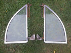 1952 & 1953 flathead Ford convertible left & right rear windows .. also fit 1954