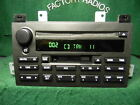 03-05 Ford  Lincoln Town car CD tape Radio 4W1T-18C868-AA 30  days warranty