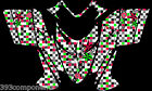 Polaris IQ RMK Shift Dragon Graphics Decal Sticker Kit 2005 - 2012 Urban Pink