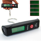 Portable Digital Electronic Handheld Hook Hanging Luggage Scale 10g/50Kg Lb/Kg