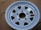 "14"" BOAT TRAILER STOCK UTILITY W/SPOKE WHEEL RIM WHEELS"