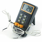 1300°C Max Reading Digital Thermometer K-Type Thermocouple