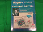 Haynes Publications 10210 Technical Manual Automotive emissions Controls