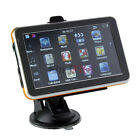 "New 5"" Car GPS Support TF card TFT Touch Screen 4GB FM MP3 MP4 USA Map"